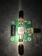 Low Phase Noise 570 Mhz Vcso Saw Oscillator Evaluation Board
