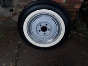 """Ford 16"""" Steel Wheel With Tire 1940 1941 1946 1947 1948"""