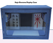Display Case - Martial Arts Dojo Diorama 112 Scale For 6-8 Inch Action Figures