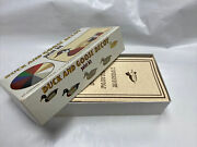 Vintage Duck And Goose Decoy Paint Kit With Guide To Paint Seven Species