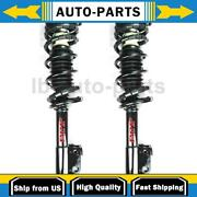 For Oldsmobile Alero 2x Focus Auto Parts Rear Strut Coil Spring Assembly