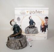 New 2020 Dept 56 Harry Potter Village Animated Accessory Lord Voldemort And Nagini