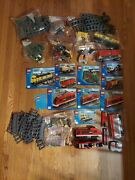 Lego City Lot 2 Sets 7938 7939 Passenger And Cargo Trains Possibly Incomplete Read