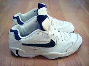 Rare New Vintage 1995 Nike Air Aces Dad Shoe Size 9 Tennis Sneakers