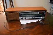 Vintage 1970s Contessaultra Diora Dmp-201solid Transistor Radio Am/fm Not Tested