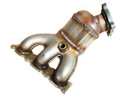 Volvo Xc70 3.2l Manifold Catalytic Converter 2011 To 2015 Left Side 5h41162