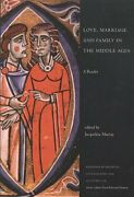 Love, Marriage, And Family In The Middle Ages , Murray Paperback Paperback.+