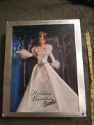 Winter Fantasy Holiday Vision Special Edition Barbie 2003 Never Played With