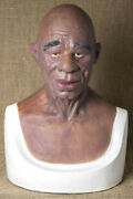 Joseph Hand Made, Silicone Mask, Halloween, Old Man, High Quality, New