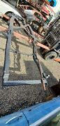 1966 Datsun Roadster 1600 Chassis Frame-nice Clean Shape-rustfree- Steering Box