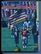 National Football Guide 1971 Sporting News-all Time Nfl, Afl, Aafl Records-vf