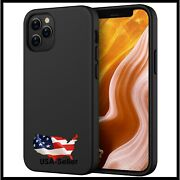 Jetech Silicone Case For Iphone 12 Pro Max 6.7-inch Shockproof Cover