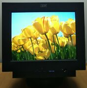 Monitor Ibm Thinkvision 6737-66n 17vintage 2004 New Never Been Used