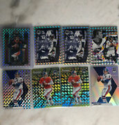 Drew Lock Mosaic Stained Glass Lot 8. Mosaic Football Swagger W/ John Elway