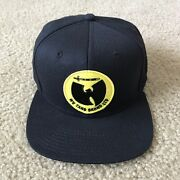 🔴 Wu-tang Hat 36 Chambers Lid Rare Sold Out Rza Gza