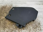 2007-2012 Gmc Acadia Center Console Right Floor Rear Wall Cover Trim Oem 166529
