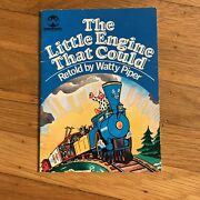 Vintage The Little Engine That Could Retold By Watty Piper C1961 Vguc Rare