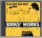 Birks' Works - Blue Note Plays The Music Of Dizzy Gillespie Cd Album