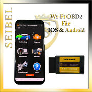Obd2 Kfz Auto Wi-fi Diagnosegerät Android And Ios Handy Pc Adapter Für Smart Kfz