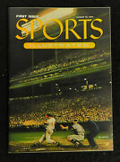 1954 Sports Illustrated First Issue Magazine Minty And Beautiful