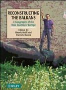 Reconstructing The Balkans A Geography Of The Hall Danta+=