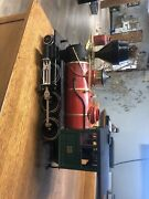Model Lgb Train Set With Track Includes Passenger Cars And Electric Controls