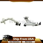 Mevotech Front Lh And Rh Lower Suspension Control Arm For Infiniti Fx35 2009-2012