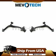 Mevotech Front Lh And Rh Lower Suspension Control Arm For Infiniti Fx35 2003-2008