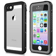 Full Body Protective Cover Rugged Shockproof For Iphone Se Case 5s 5 Waterproof
