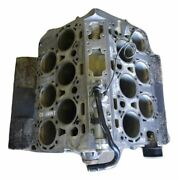 05 Bentley Continental Gt Coupe 6.0l W12 Engine Cylinder Block 07c103021at