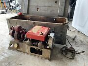 The Pacific Pumper Pacific Marine Supply Co. Wildland Firefighting Pump Vintage
