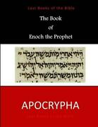 The Book Of Enoch The Prophet Lost Books Of The Bible