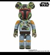 Mint I Have It At Hand. Which Is Be Rbrick Bape Boba Fett 1000 Bearbrick Star