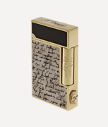 S.t. Dupont Line 2 William Shakespeare Lighter, 016351 16351, New In Box