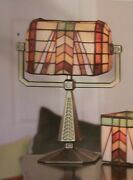 Partylite Artisan Collection Banker's Lamp Nib P7782 Retired