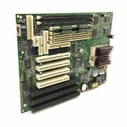 Acorp 5vx32s Motherboard And Cpu Intel P54c 120mhz 16mb Ram 4x Pci 3x Isa Socket 7