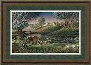 Natural Curiosity Framed Limited Edition Print By Terry Redlin