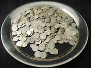 400 Silver Dimes Mixed Dates Good Shape Roosevelt 90 Silver All Pre-1964