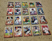 2015 Topps Limited Baseball Cards 1.99 Quantity Discount Gold Foil Free S/h