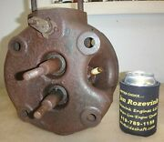 Head For 6hp Ihc M Spark Plug Style Old Antique Gas Engine Hard To Find