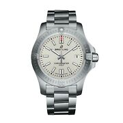 Breitling Menand039s Colt Automatic 41mm New And Authentic A17313101g1a1