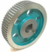 185 Dia Straight Fluted Pushfeed Roller For Wadkin Moulder - 42mm Wide With 35mm