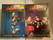 The Three Stooges Dvd Collection Vol 1 And 2 6 Dvds - 36 Films