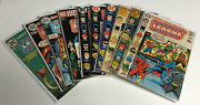 Justice League Of America 82-242 Over 100 Issues Mostly Near Mint Dc Comics
