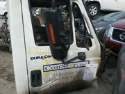 2011 International 4300 4000 Right Passenger Door Shell Fire Soot See Images
