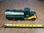 Vintage 1980and039s Hess Truck Christmas The First Hess Truck Gasoline Tanker