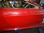 09 Aston Martin Vantage Coupe Front Right Passenger Door Assembly Red