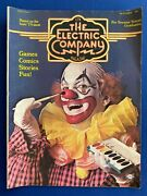 October 1974 The Electric Company Magazine Issue 8 Ctw Sesame Street