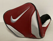 Nike Vrs Covert Driver Head Cover Red White And Black Sock