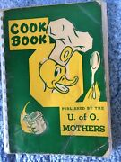 U Of O Motherandrsquos Cookbook 1947 To 1948 Vintage Note Pictures For Condition A 425
